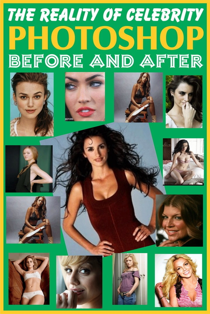 Celebrity Plastic Surgery Before and After Photos (16 pics ...