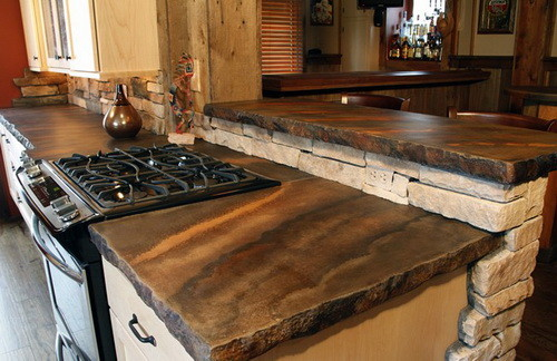 concrete counter top examples_33