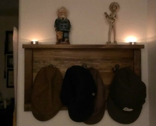 diy hat rack_7