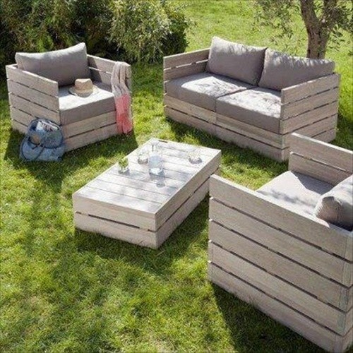 Pallet Furniture Ideas _17 Part 50