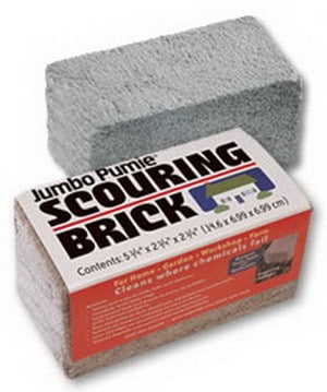 pumic scouring brick for toilet rust