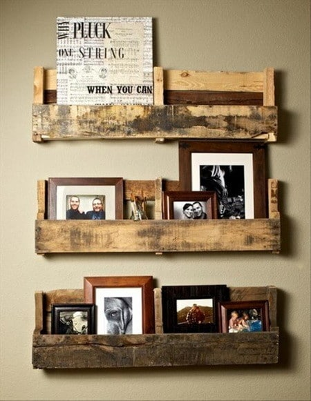 DIY Wooden Pallet Projects - 25 Fun Project Ideas | RemoveandReplace ...