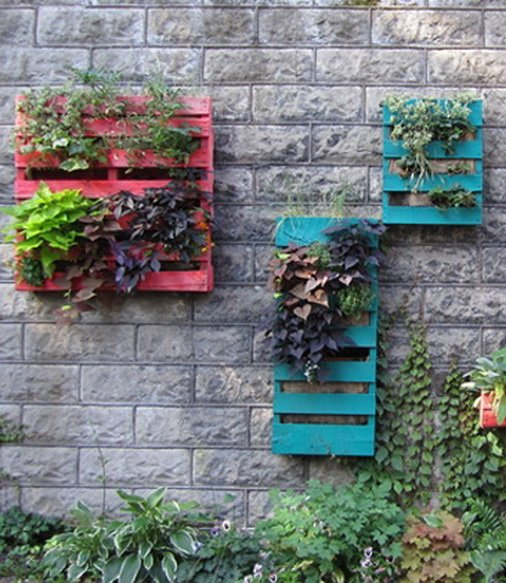 64 Creative Ways To Recycle A Pallet_01
