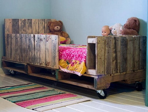 64 Creative Ways To Recycle A Pallet_03