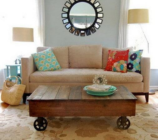 64 Creative Ways To Recycle A Pallet_05