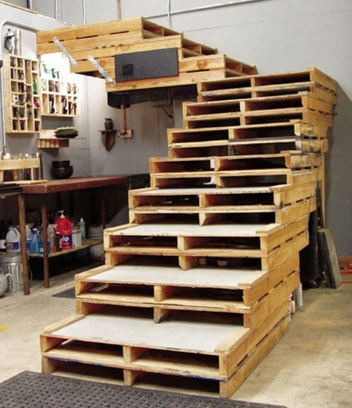 64 Creative Ways To Recycle A Pallet_11