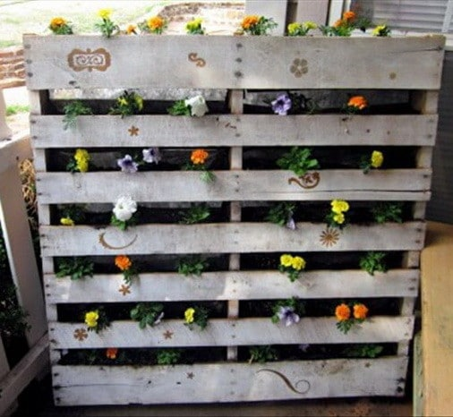 64 Creative Ways To Recycle A Pallet_16