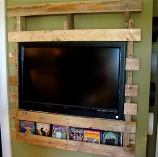 64 Creative Ways To Recycle A Pallet_19