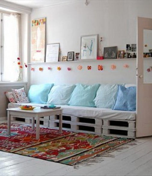 64 Creative Ways To Recycle A Pallet_24