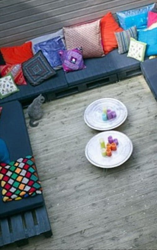 64 Creative Ways To Recycle A Pallet_25