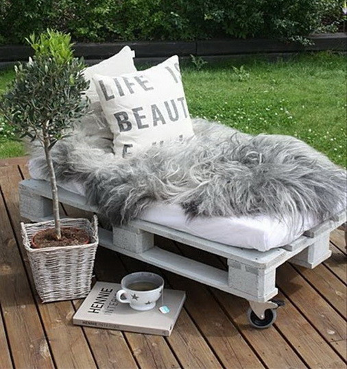 64 Creative Ways To Recycle A Pallet_26