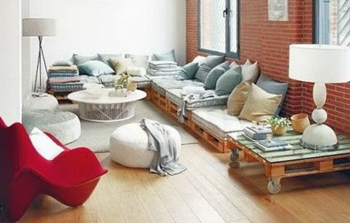 64 Creative Ways To Recycle A Pallet_29