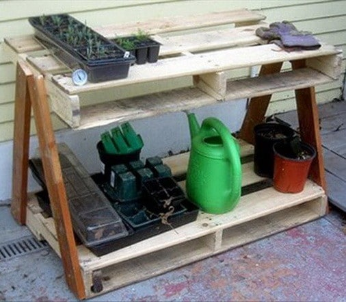 64 Creative Ways To Recycle A Pallet_33