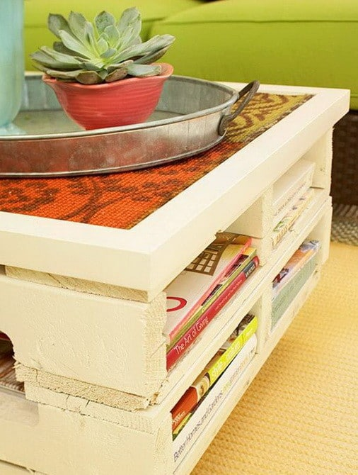 64 Creative Ways To Recycle A Pallet_35