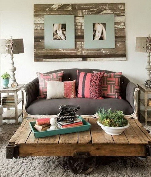 64 Creative Ways To Recycle A Pallet_36