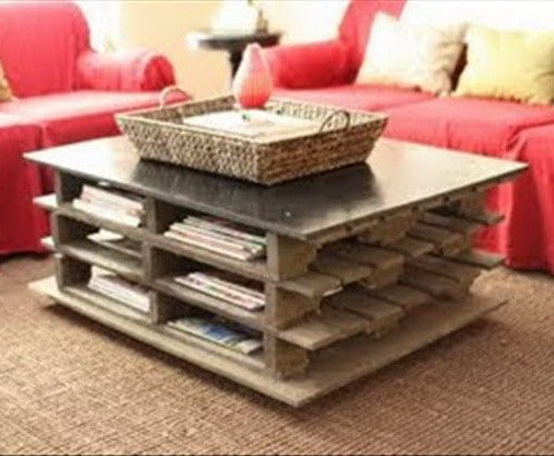 Charming 64 Creative Ways To Recycle A Pallet_40