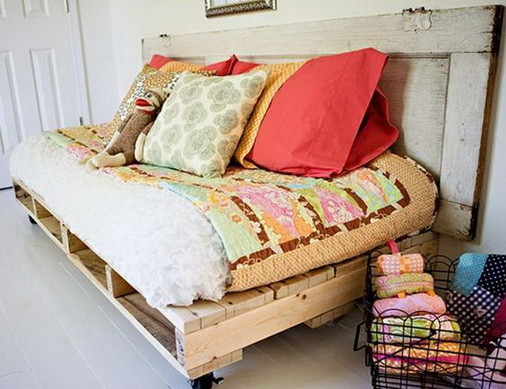 64 Creative Ways To Recycle A Pallet_41