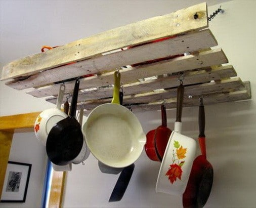 recycle old pots 64 creative ideas and ways to recycle and reuse a wooden pallet