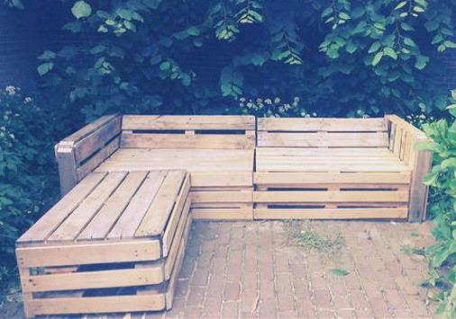 64 Creative Ideas And Ways To Recycle And Reuse A Wooden Pallet ...
