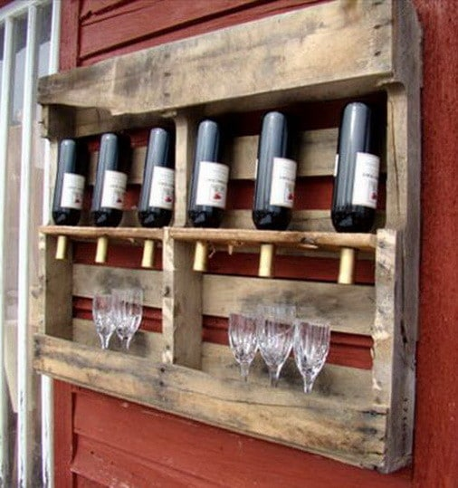 64 Creative Ideas And Ways To Recycle And Reuse A Wooden ...