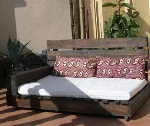 64 Creative Ways To Recycle A Pallet_60