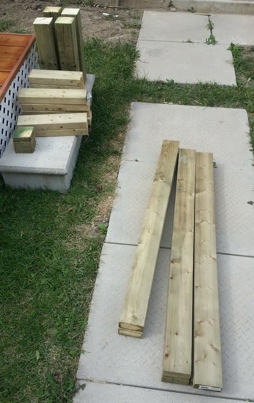 How To Build A Patio Deck Bench_09
