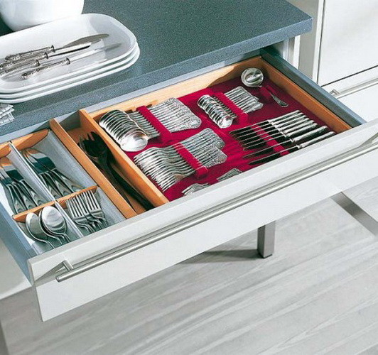 Kitchen Drawer Organization Ideas 12
