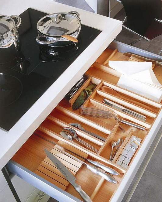 kitchen drawer organization ideas 35 kitchen drawer organizing ideas diy organized living 174