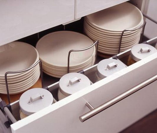 Kitchen Drawer Organization Ideas_18