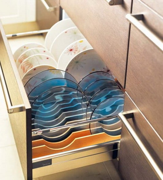 Kitchen Drawer Organization Ideas_19