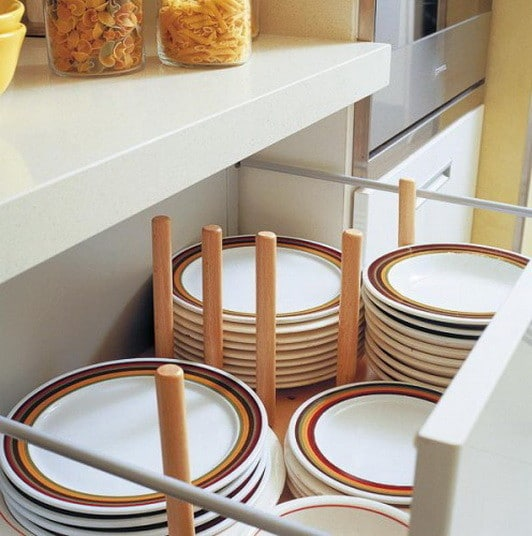 Kitchen Drawer Organization Ideas_20