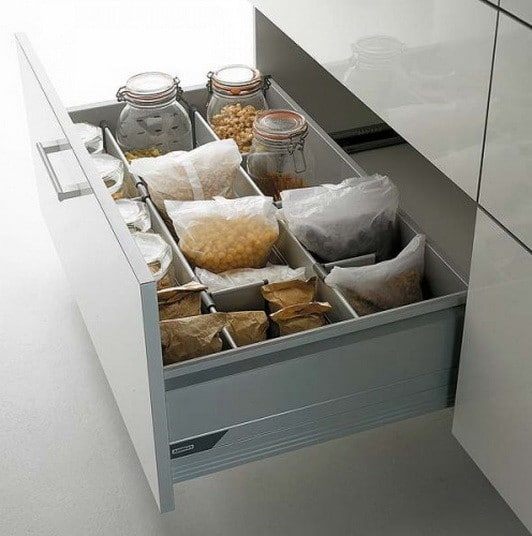 Kitchen Drawer Organization Ideas_25