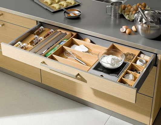 Kitchen Drawer Organization Ideas_26
