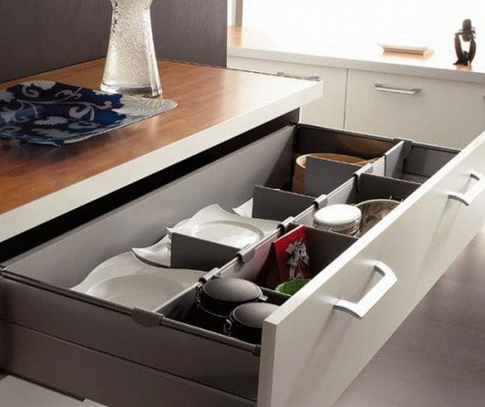 Kitchen Drawer Organization Ideas_27
