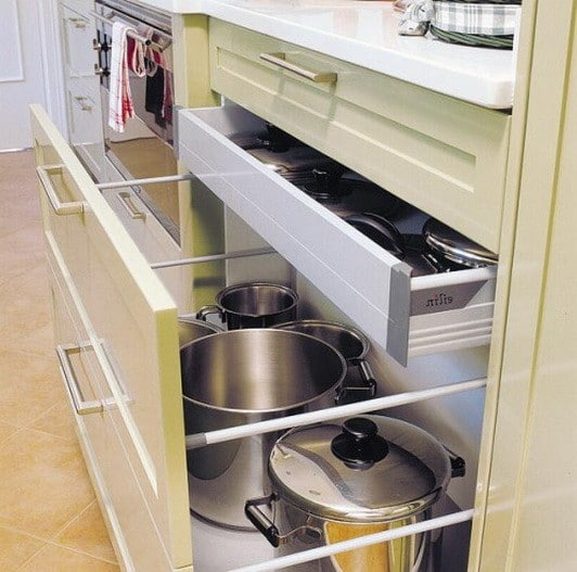 Kitchen Drawer Organization Ideas_30