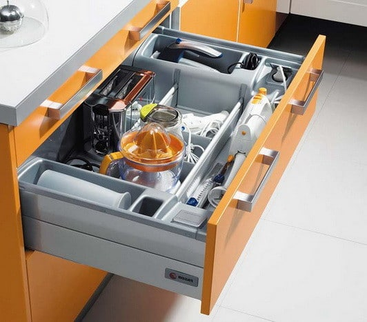 Kitchen Impossible 31 07: 35 Kitchen Drawer Organizing Ideas