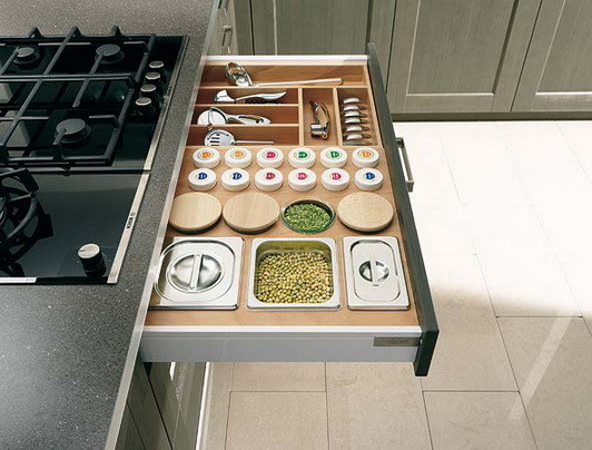 Kitchen Drawer Organization Ideas_32
