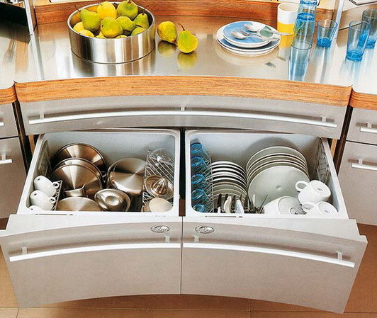 Wonderful DIY Kitchen Drawer Organization Ideas 532 x 449 · 91 kB · jpeg