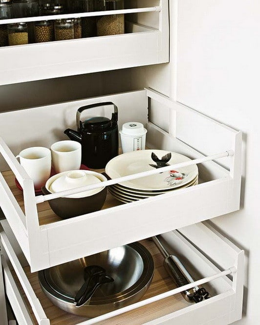 Kitchen Drawer Organization Ideas_34