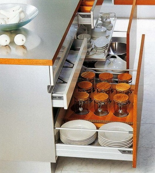 Kitchen Drawer Organization Ideas_35