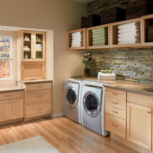 Laundry mud rooms on pinterest laundry rooms laundry for Suggested ideas for laundry room design