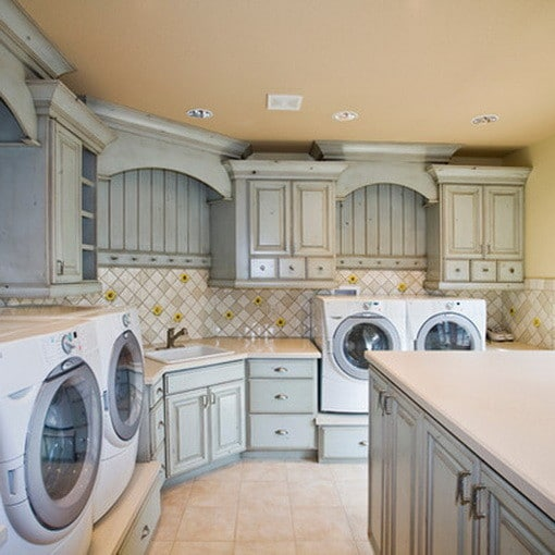 82 laundry room ideas ways to organize your laundry room - Laundry room small space ideas paint ...