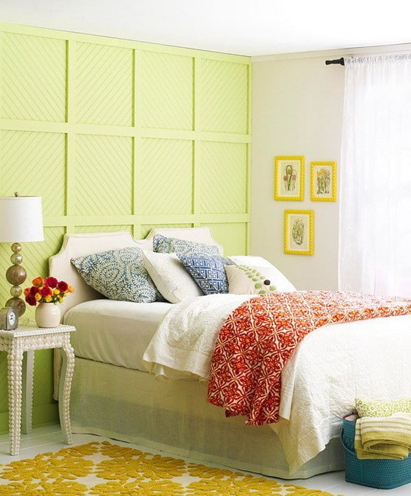 Wall Paint Color Ideas - 53 Great Photos To Help You Get Ideas ...