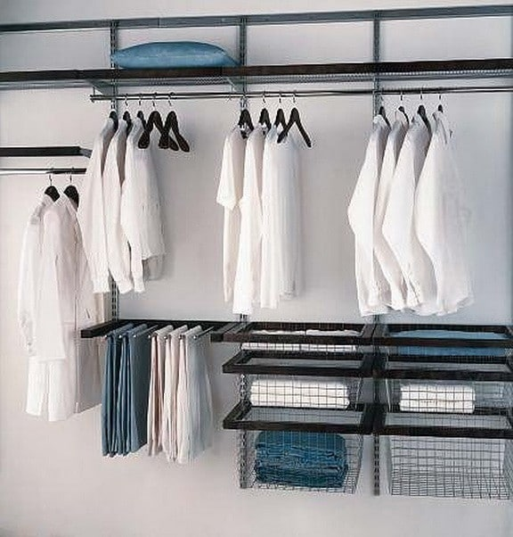 Small Closet Organization Tips
