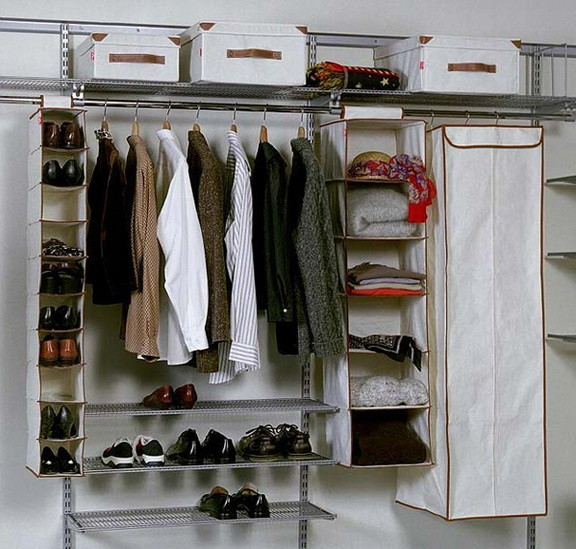 Wardrobe Closet Storage Ideas_11