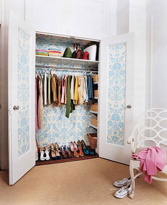 Closet Storage Ideas Casual Cottage