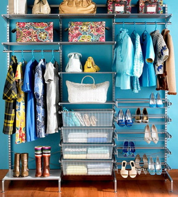 Wardrobe Closet Storage Ideas_15