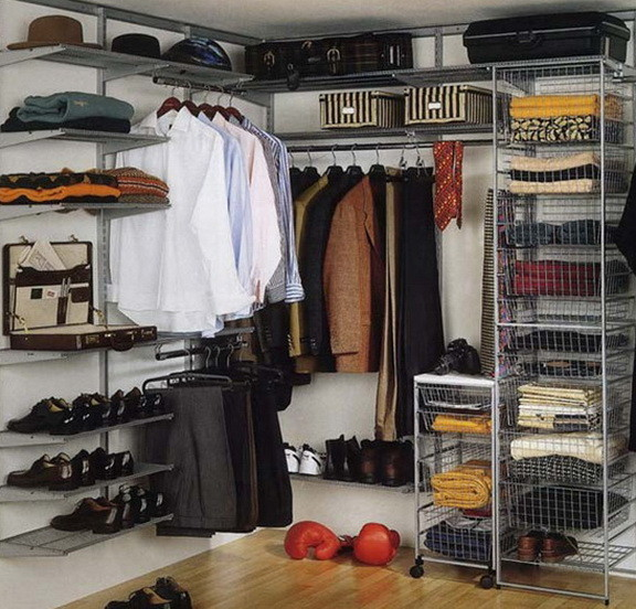 Wardrobe Closet Storage Ideas_16