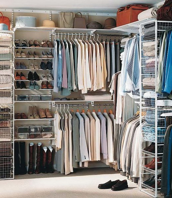 Wardrobe Closet Storage Ideas_18