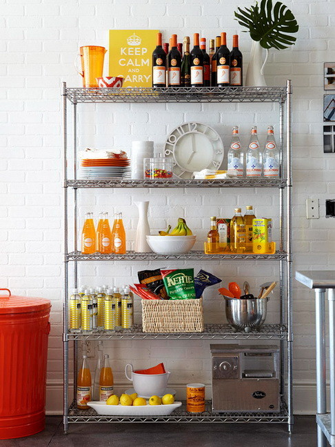 31 kitchen pantry organization ideas storage solutions for Kitchen ideas storage